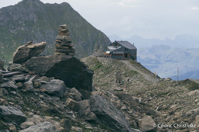 Cabane Panossière