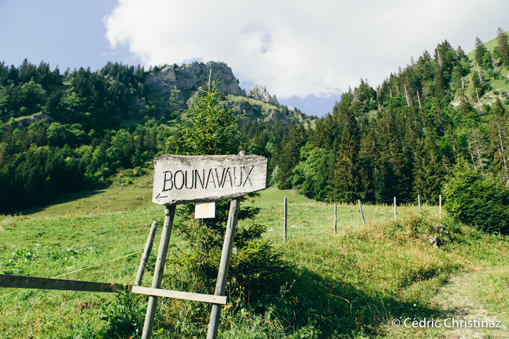 Cabane de Bounavaux