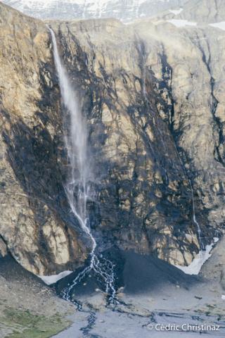 Geltenhütte, cascade